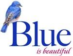 blue is beautiful