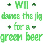Will dance the jig
