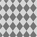 Smooth Gray checkerboard