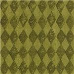 Velvety Chartreuse Checkerboard