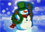 SNOWMAN | CHRISTMAS T-SHIRTS AND GIFTS
