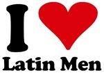 I heart latin men