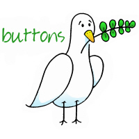 THE PEACE PLACE Buttons