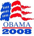 (Flag) Obama 2008