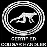 Certified Cougar Handler