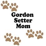 Gordon Setter Mom