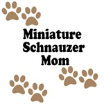 Miniature Schnauzer Mom