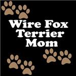 Wire Fox Terrier Mom