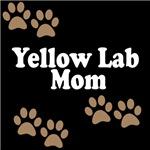 Yellow Lab Mom