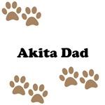 Akita Dad