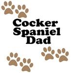 Cocker Spaniel Dad