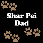 Shar Pei Dad