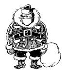 Santa Clause Sketch