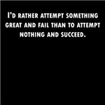 Attempt Something Great