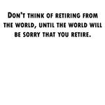 Retirement Quote