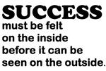 Success Must Be Felt