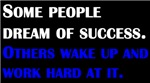 Work Hard At Success