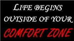 Outside Of Your Comfort Zone
