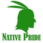 Native Pride Green