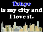Tokyo Is My City And I Love It