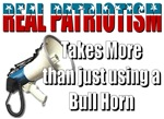 Bull Horn Patriots