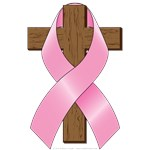2010: Pink Ribbon and Cross