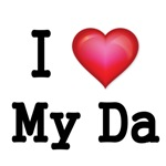 I LOVE MY DA