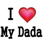 I LOVE MY DADA