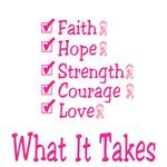 What It Takes