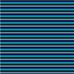 Blue, Green, and Gray Horizontal Stripes