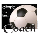 BEST SOCCER COACH/TRAINER T-SHIRTS AND GIFTS