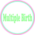 MULTIPLE BIRTH T-SHIRTS AND GIFTS