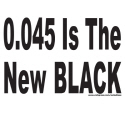 0.045 IS THE NEW BLACK T-SHIRTS AND GIFTS