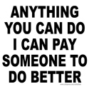 ANYTHING YOU CAN DO T-SHIRTS AND GIFTS