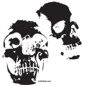 SKULL PROFILE T-SHIRTS AND GIFTS