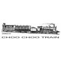TRAIN/LOCOMOTIVE T-SHIRTS AND GIFTS