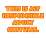 Halloween Responsible Adult Costume