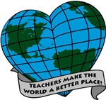 Great T-shirts & Gifts for Teachers
