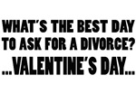 Valentine's Day Divorce