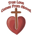 God's Gift of Jesus is True Love from Above