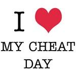 I Heart My Cheat Day