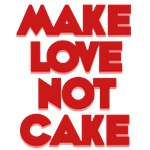 Make love not cake
