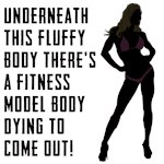 Fitness model dying to come out