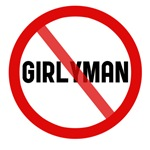 No Girlyman