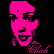 Aishwarya Rai T-Shirt Desi Chick T-Shirt
