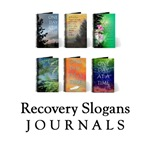 Serenity Prayer & Recovery Journals