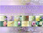 Recovery Slogans Calendars