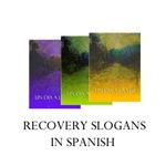 Recovery Slogan Gifts in Spanish