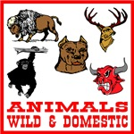 All About Animals Wild & Domestic