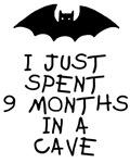 9 Months In A Bat Cave